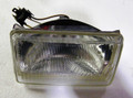 1-21210-1230A Headlamp, 24V Low Beam Halogen for 4 Light System