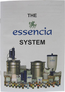 Introducing The essencia system - Learn about Fermentation, Distillation, Carbon Treatment, Flavouring Ethanol, Using Barrel Chunks it is all here in one easy to read booklet. Download it now it is Free.