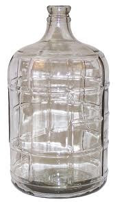 Carboy Glass Italian 11.3L / 2.8 Imp Gal / 3 US Gallons