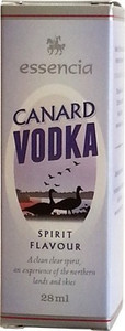 Canard Vodka, when Grey Goose is not an option