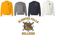Olmsted Travel Baseball Crewneck