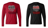 Avon Crushers Long Sleeve Performance Tee