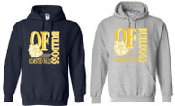 OF Bulldogs Hooded Sweatshirt