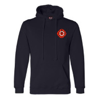 Men's Navy - IAFF Logo on Left Chest