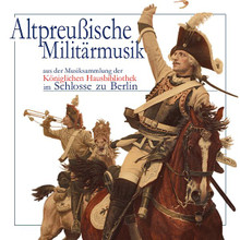 This classic reference CD from Studios Berlin features Prussian regimental marches, horn signals and field music from the age of Frederick the Great, drawn from the collections of the Prussian Royal Court Library at Berlin and presented in their authentic period arrangements.