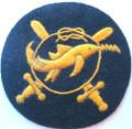 WW2 German Navy 'Kleinkampfverbände der Kriegsmarine' Qualification Badge (92200050)