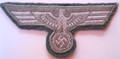WW2 German Army NCO's Waffenrock Breast Eagle