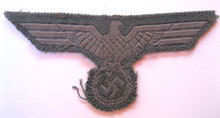 WW2 German Army BeVo Breast Eagle, 1940 (1)