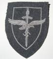WW2 German Luftwaffe Flakhelferin Personnel Sleeve Patch