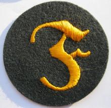 WW2 German Army Artificer (Feuerwerker) Sleeve Patch