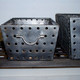 Perforated Metal Wire Baskets