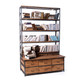 Reclaimed Wood Wall Unit