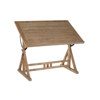 Merveilleux Wood Drafting Table