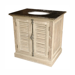 Single Bath Vanity (28wide) Click for video
