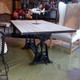 Industrial Crank Dining Table