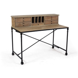 Wood Factory Desk