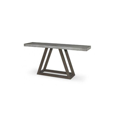 Steel Base Console