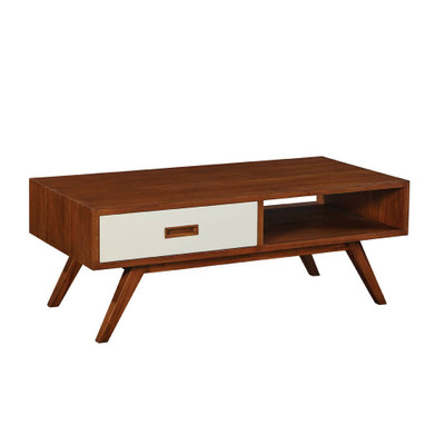 Retro Mahogany Coffee Table