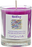 """Healing"" Aromatherapy Candle"