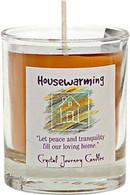 """Housewarming"" Aromatherapy Candle"