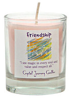 """Friendship""Aromatherapy Candle"