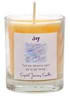 """""""Joy"""" Aromatherapy Candle"""