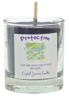 """Protection"" Aromatherapy Candle"