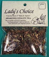 Awakenened Vitality Tea