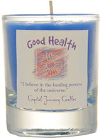 """Good Health"" Aromatherapy Soy Candle"