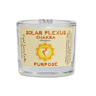 Solar Plexus Chakra Manipura Soy Candle
