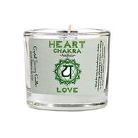 Heart Chakra  Anahata Soy Candle