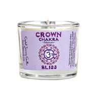 Crown Chakra  Sahasrara Soy Candle