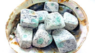 Rare K2 (Afghanite)Tumbled Stone