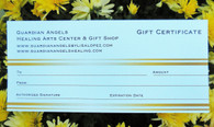 Healing Arts Center Gift Certificate
