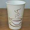 SQP Single Poly Paper 10 oz Hot Cups