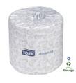 Tork Advanced Bath Tissue Roll, Two Ply TM 6120S