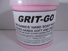 GRIT-GO Mechanics' Hand Soap Paste. One container
