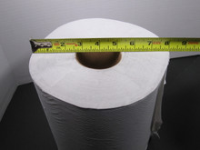 Somerset White Industrial Roll Towel 2 1/2