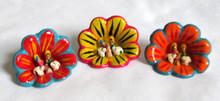 Fair Trade Hand Painted Retablo Nativity Ornament from Peru