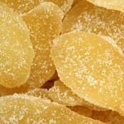 Ginger, Crystallized