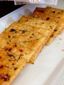 No bake easy Ultimate Cracker Blend