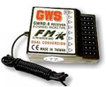 GWS 8-Channel Dual Conversion Micro Receiver- Final Sale $10.00 off