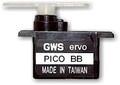 GWS Pico+F BB Servo (JR)