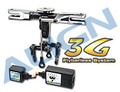 450 PRO 3G Programmable Flybarless System