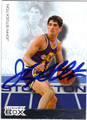 JOHN STOCKTON AUTOGRAPHED BASKETBALL CARD #100212H