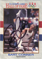 BART CONNER AUTOGRAPHED OLYMPIC GYMNASTICS CARD #100112C