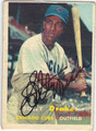SOLLY DRAKE CHICAGO CUBS AUTOGRAPHED VINTAGE ROOKIE BASEBALL CARD #100213A