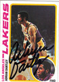 ADRIAN DANTLEY AUTOGRAPHED VINTAGE BASKETBALL CARD #100312L