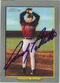 ANDY PETTITTE AUTOGRAPHED BASEBALL CARD #100512i