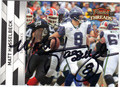 MATT HASSELBECK SEATTLE SEAHAWKS AUTOGRAPHED FOOTBALL CARD #100513A